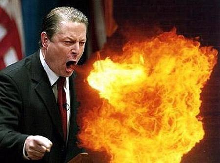 Al Gore dragonsbreath